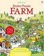 Sticker Puzzle Farm/Sticker Puzzle Books