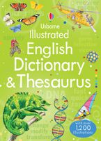 Illustrated English Dictionary & Thesaurus Paperback  by Jane Bingham