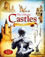 Castles Sticker Book Paperback  by ABIGAIL WHEATLEY