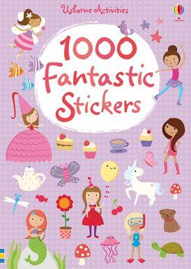 1000 Fantastic Stickers
