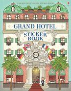 GRAND HOTEL DOLLS HOUSE STICKER BOOK