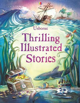 Illustrated Thrilling Stories