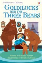 Goldilocks and the Three Bears Hardcover  by Russell Punter