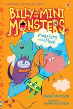 Billy and the Mini Monsters (6) - Monsters On The Move - Zanna Davidson