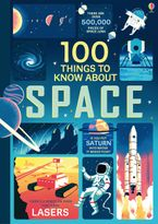 100 THINGS TO KNOW ABOUT SPACE Paperback  by Alex Frith