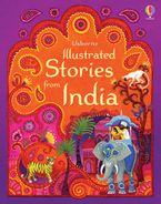 Illustrated Stories from India Hardcover  by VARIOUS