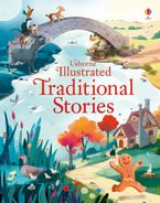 ILLUSTRATED TRADITIONAL STORIES Hardcover  by VARIOUS