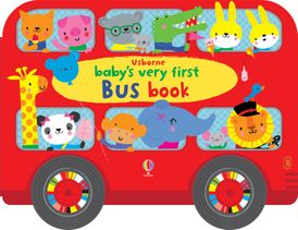BABYS VERY FIRST BUS BOOK BB