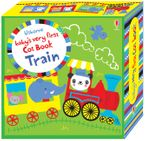 Baby's Very First Cot Book Train - Fiona Watt