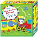 Baby's Very First Cot Book Train - Fiona Watt