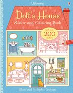 Abigail Wheatley - Doll's House Sticker and Colouring Book