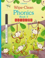 WIPE CLEAN PHONICS BOOK 3