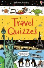 Travel Quizzes Paperback  by Simon Tudhope