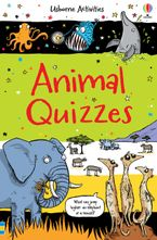 Animal Quizzes Paperback  by Simon Tudhope