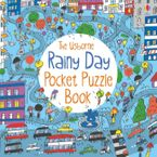 RAINY DAY POCKET PUZZLE BOOK Paperback  by VARIOUS