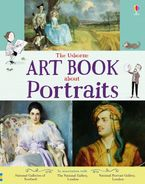 ART BOOK ABOUT PORTRAITS Paperback  by Rosie Dickins