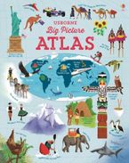 BIG PICTURE ATLAS Hardcover  by Emily Bone
