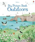 BIG PICTURE BOOK OUTDOORS Hardcover  by Minna Lacey
