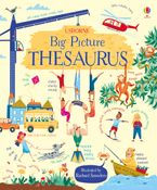 MY BIG PICTURE THESAURUS Hardcover  by ROSIE HORE