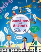 LIFT-THE-FLAP QUESTIONS AND ANSWERS ABOUT SCIENCE Hardcover  by Katie Daynes