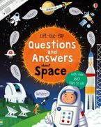 LIFT THE FLAP QUESTIONS AND ANSWERS ABOUT SPACE Paperback  by Katie Daynes