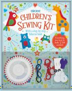 SEWING KIT Paperback  by Abigail Wheatley
