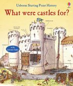 What Were Castles For? Hardcover  by Cox Phil Roxbee