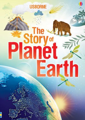 The Story of Planet Earth - Abigail Wheatley