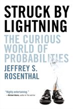 Struck By Lightning eBook  by Jeffrey S. Rosenthal