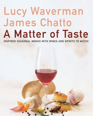 A Matter Of Taste book image