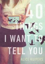 40-things-i-want-to-tell-you
