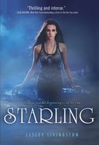 Starling Paperback  by Lesley Livingston