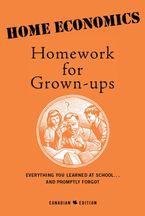 Home Economics Homework For Grown-Ups