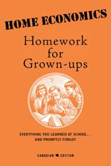 Home Economics Homework For Grown-Ups
