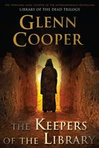 The Keepers Of The Library Paperback  by Glenn Cooper
