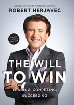 The Will To Win Paperback  by Robert Herjavec