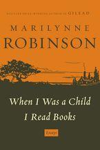 When I Was A Child Read Books