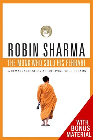 The Monk Who Sold His Ferrari, Special 15th Anniversary Edition book image