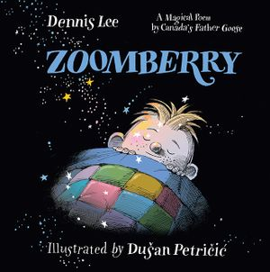 Zoomberry Board Book book image