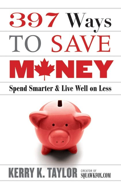 397 ways to save money taylor kerry k