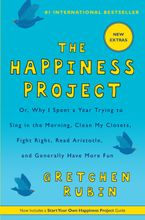 The Happiness Project Paperback  by Gretchen Rubin