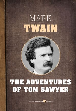 The Adventures Of Tom Sawyer book image