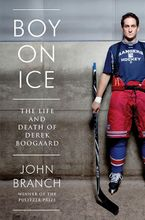 Boy On Ice Hardcover  by John Branch