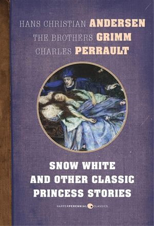 Snow White And Other Classic Princess Stories book image