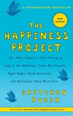 The Happiness Project eBook  by Gretchen Rubin