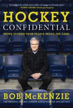 Hockey Confidential Paperback  by Bob McKenzie
