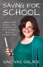 Saving For School Paperback  by Gail Vaz-Oxlade