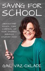 Saving For School eBook  by Gail Vaz-Oxlade