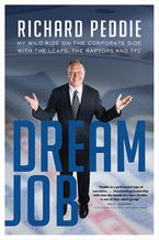 The Dream Job Paperback  by Richard Peddie