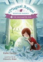 The Enchanted Egg Hardcover  by Kallie George